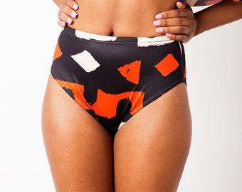 Rumble Bikini Bottom S M L 1X 2X 3X