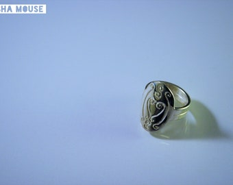designer realm-catcher dress ring