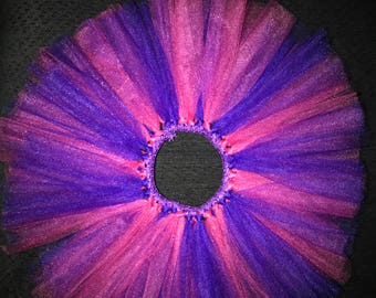 Fushia & Purple Tutu
