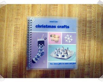 American Girl Library /Christmas Crafts - Softcover Craft Book*