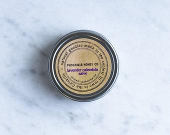 Salve Lavender Calendula
