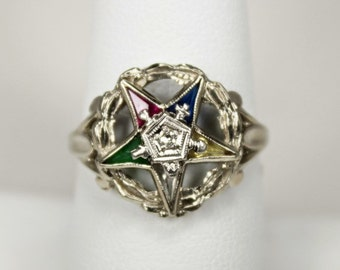 Freemasons Ring
