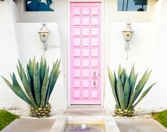 That Pink Door - Palm Springs