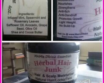 MAM'z Herbal Hair Junk