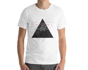 Outdoor-Wandern-t-shirt - Reise in das wilde Abenteuer - Kurzarm-Unisex T-Shirt