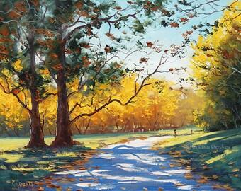 Printable paintings wall art prints from my Original Oil Painting