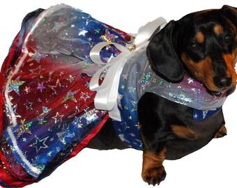 The Lucky Star harness dress