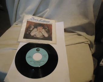 Vintage 1979 Stacy Lattisaw 45 Record When You're Young And In Love, collectable