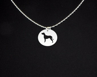 Catahoula Cur Necklace - Catahoula Cur Jewelry - Catahoula Cur Gift