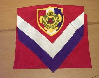 Schiff Scout Reservation Scarf