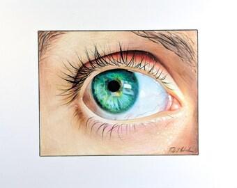"""RC - """"Green Eye Prisma"""""""
