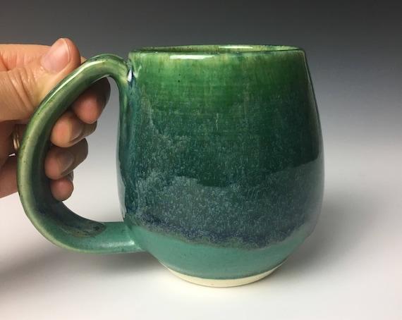Green on Green Northwest Mug