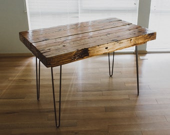 Delicieux Handmade Reclaimed Wood Table
