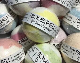 Bombshell Bath Bomb