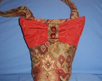 The Sasha Bag-Small Tapestry Bag
