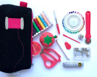 Limited Edition Luxury Travel Sewing Kit
