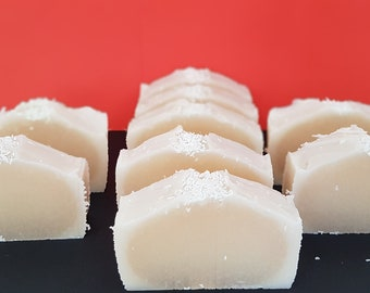 Soap 100% coconut oil