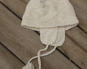 Knit PDF Pattern - Serenity Hat