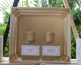 Hand Made Scented Reed Diffuser