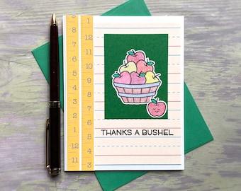 Teacher Thank You Card - Teacher Appreciation Card - Teacher Card - Thank You Card - Teacher Thank You - Thanks Card - Teacher Appreciation