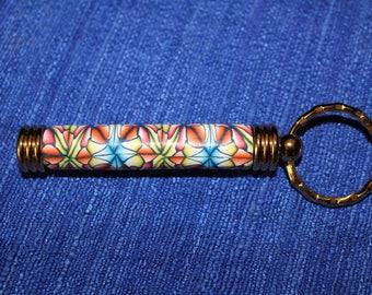 Secret compartment key chain