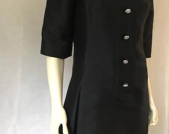 1960s coat dress