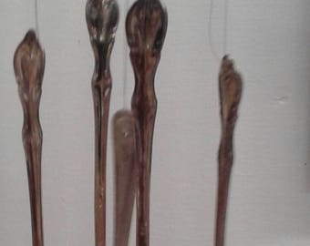 Silverware windchime for garden, patio, any area of your home, musical, whimsical!