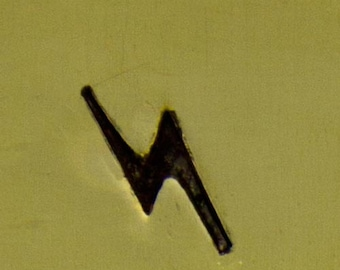 Design Stamp- Lightning (PN5287)