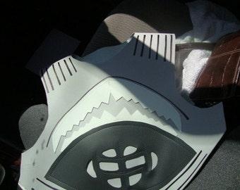 Custom Order for JAYNE  2 Sharkboy HANDMADE COSTUME 5 piece size 4 and 7
