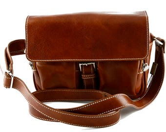 Genuine Leather Crossboby Bag