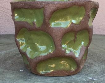 Hand Built Ceramic Planter