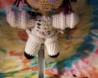 Kokichi Ouma danganronpa v3 crochet doll