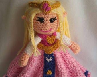 Princess Zelda Inspired Lovey