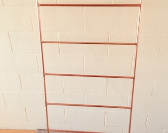 Copper Ladder (5 rungs)