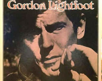 Gordon Lightfoot-The Very Best of Gordon Lightfoot Vintage Vinyl LP/Record 1975