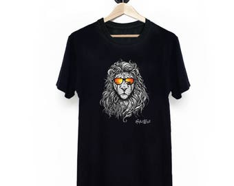 The Cool Lion Tee