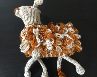 Wool sheep for ewe
