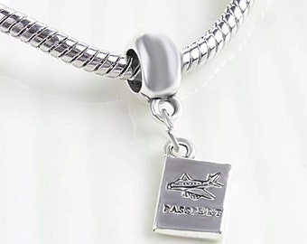 a03518cf1 ... coupon code for pandora charms passport holiday charm pilot air hostess  gift for all pandora charm