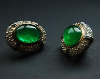 Le monde de bijoux vintage earrings