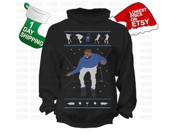 Ugly Christmas Sweater Party UNISEX:Bling line Hot shirt  Bling 1800 Hotline Christmas Sweatshirt T-shirt Hoodie S-5X