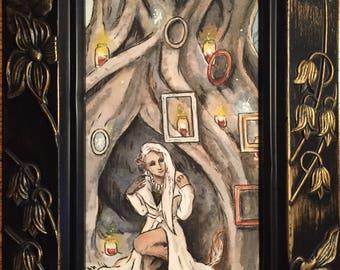 The Story Tree Original Art