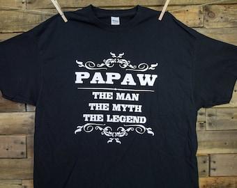 Papaw - The man, The myth, The legend