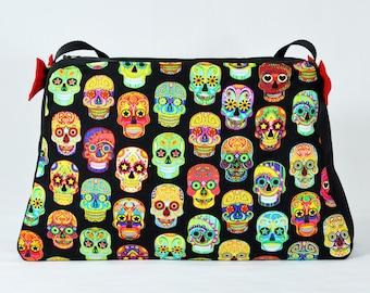 Rockabilly shoulder bag - Rockabilly bag - Rockabilly purse - Bag for women - Bag for girls - Shoulder bag - Rockabilly shoulder bag