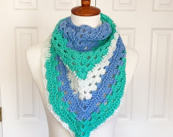 Women's Triangle & Unisex Infinity Scarf // Ready to Ship!