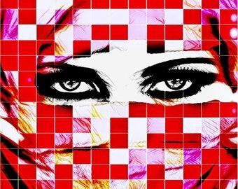 Bedouin women downloadable image