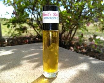 Obsession Body Oil Fragrance For Men