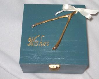 Trinket Box-Golden Wishes