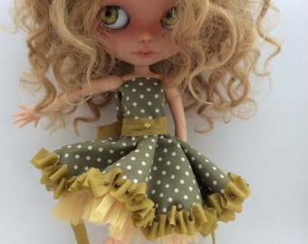 neo blythe doll dress to fit pure neemo s body blythe couture