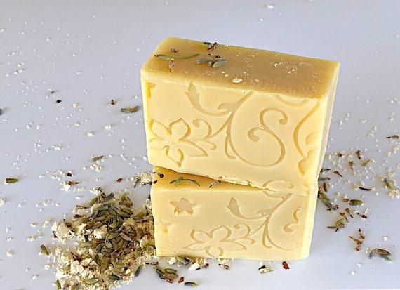 Oatmeal & Milk Facial Soap