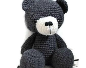 Crochet Teddy Bear stuffed animal |Made to order| Perfect Christmas gift